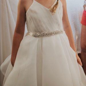 Little girl formal dress size 6